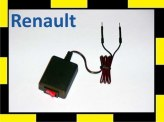 Tester systemu ABS: Renault (modele: 1988-1998)